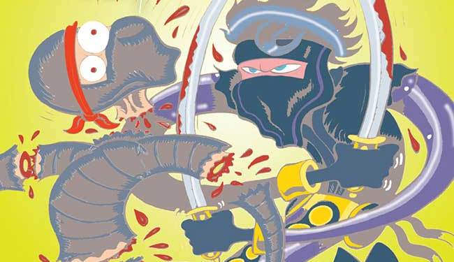 Ninjak #0