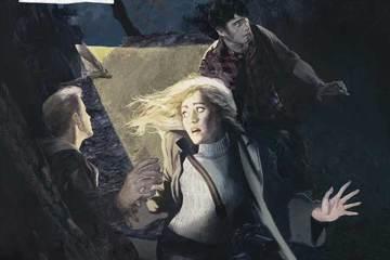 Nancy Drew and The Hardy Boys: The Big Lie #4