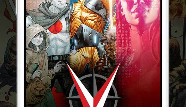 Valiant Comics App Digital Comics
