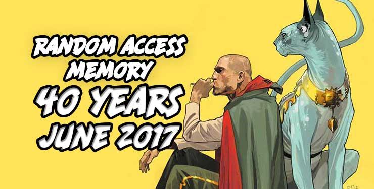 Random Access Memory June 2017 Ookla the Mok