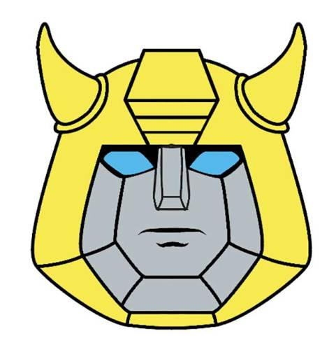 Bumblebee-Head-Pin