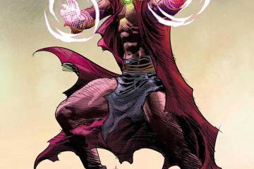 1,000,000 BC Avengers