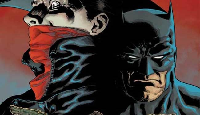 Shadow/Batman