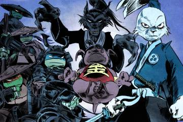 TMNT Season 5 Teenage Mutant Ninja Turtles Usagi Yojimbo