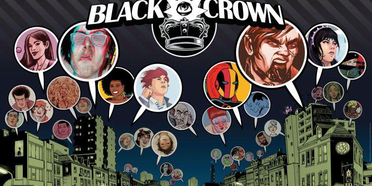 Black Crown Ruling Class