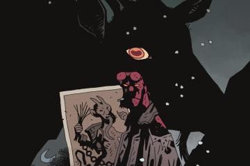 Hellboy Mignolaverse