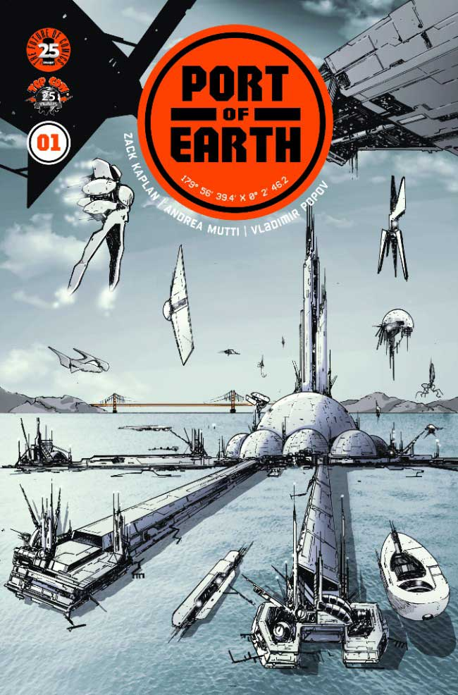 Port of Earth
