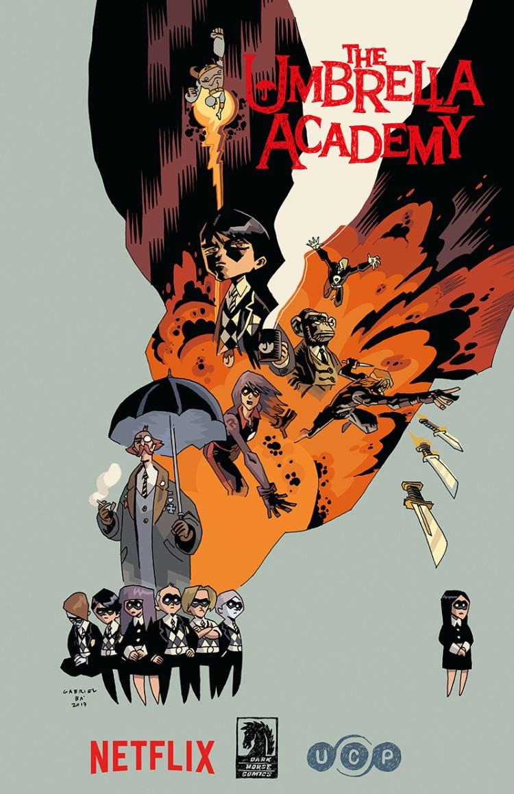 Umbrella Academy on Netflix