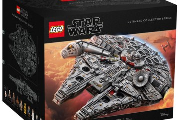 Star Wars Ultimate Millennium Falcon