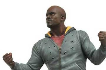 Luke Cage Statue