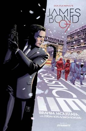 James Bond Soltice