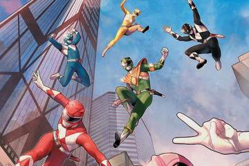Power Rangers #18