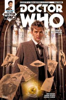 Doctor Who: Tenth Doctor Year Three #8