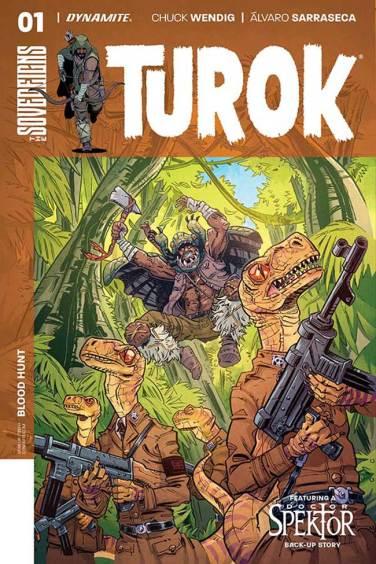 Turok #1