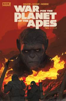 War for the Planet of the Apes #2