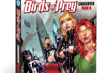 DC Deck-Building Game Crossover Pack 6: Birds of Prey