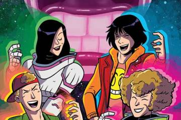Bill and Ted Save the Universe #4
