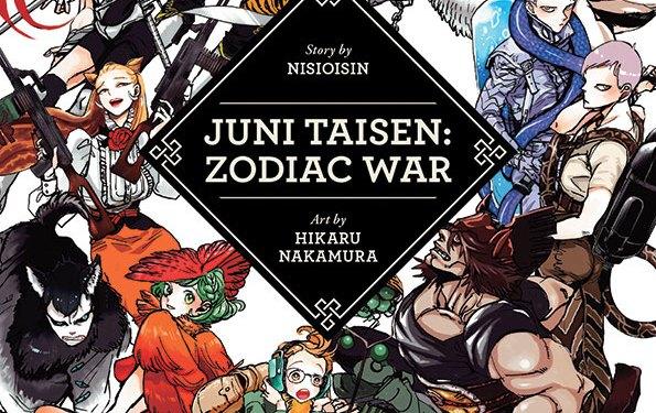 Juni Taisen: Zodiac War