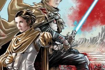 Star Wars: The Last Jedi: Storms of Crait #1