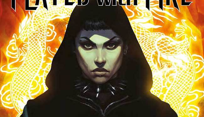 THE GIRL WHO PLAYED WITH FIRE: MILLENNIUM #1