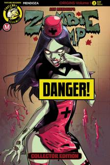 Zombie Tramp Origins #3