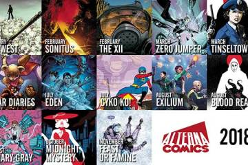 Alterna Comics 2018