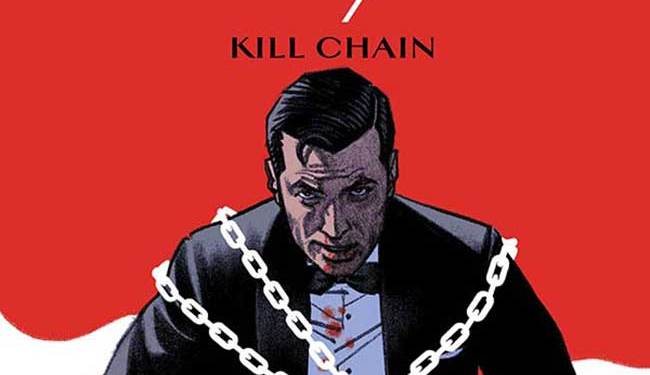 James Bond Kill Chain #4