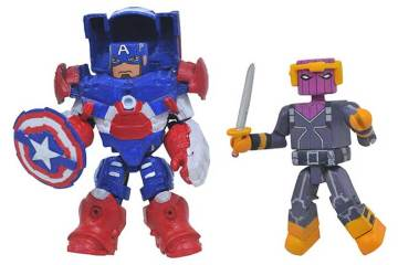 Marvel Animated Minimates Series 7