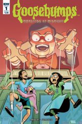 Goosebumps: Monsters at Midnight #1
