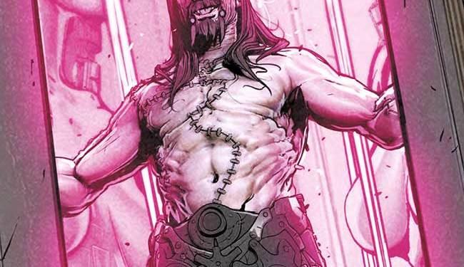 Hercules: Wrath of the Heavens #3
