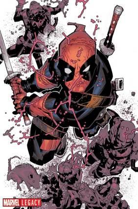 Spider-Man Versus Deadpool #23
