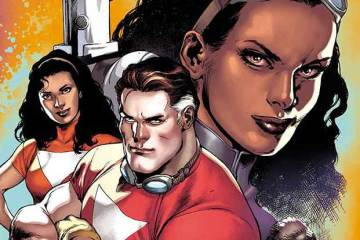 Tom Strong and the Terrifics