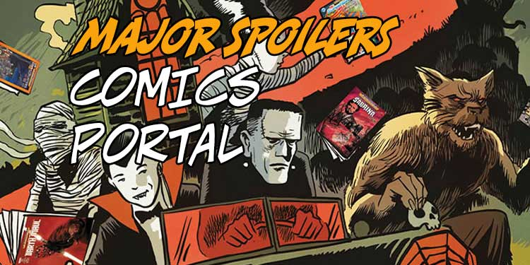 COMICS PORTAL: Let's Support Halloween ComicFest 2017! — Major ...
