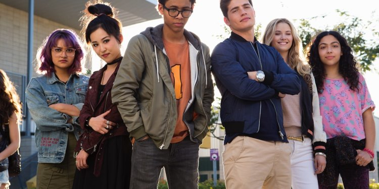 Marvel's Runaways on Hulu