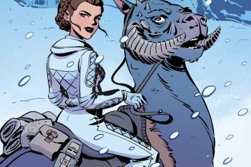 Star Wars Adventures: Force of Destiny IDW Publishing