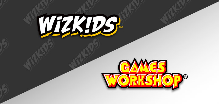 WizKids Games Games Workshop