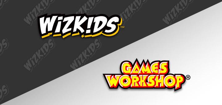 WizKids Games Games Workshop