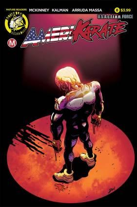 Amerikarate #8