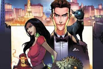 Aspen Comics for February 2018