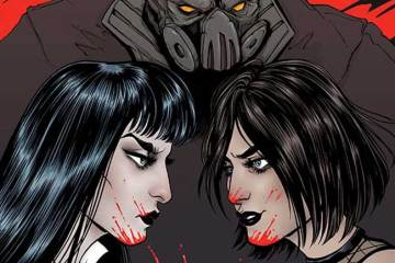 Hack Slash/Vampirella #2