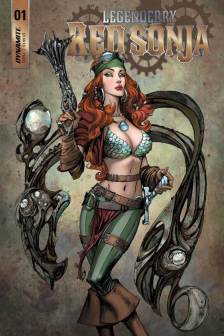 Legenderry: Red Sonja #1