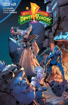 Mighty Morphin Power Rangers #21