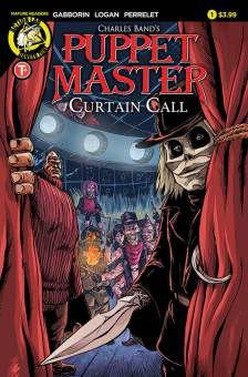 Puppet Master Curtain Call #1
