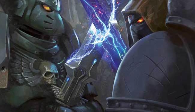 Warhammer 40k Fallen #10