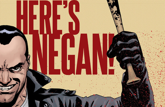 Walking Dead: Here's Negan