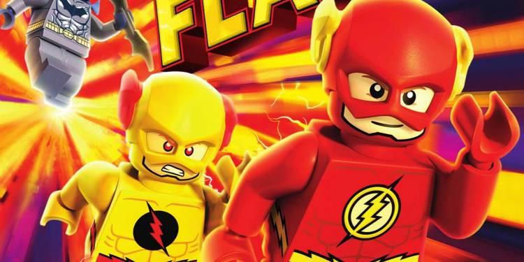 LEGO DC Super Heroes; The Flash