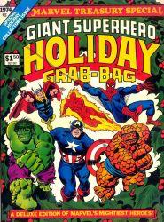 DC Comics, Marvel, Holiday Special, Batman, Gotham City, Christmas,