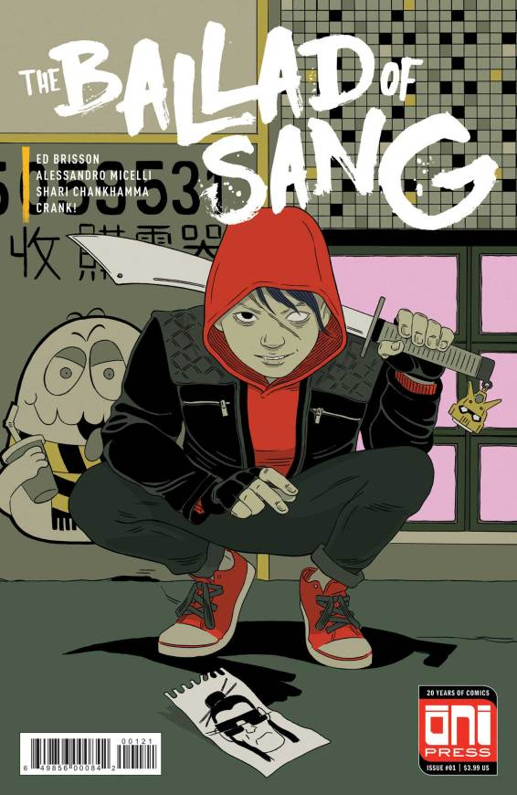 Ballad of Sang #1