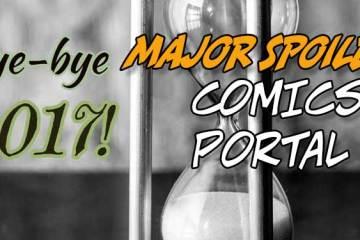 Comics Portal Bye-Bye 2017