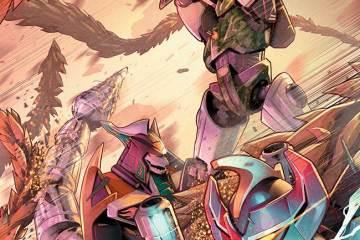 Mighty Morphin Power Rangers #23